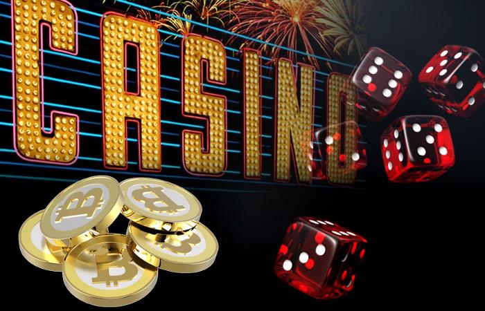 официальный сайт биткоин казино с краном