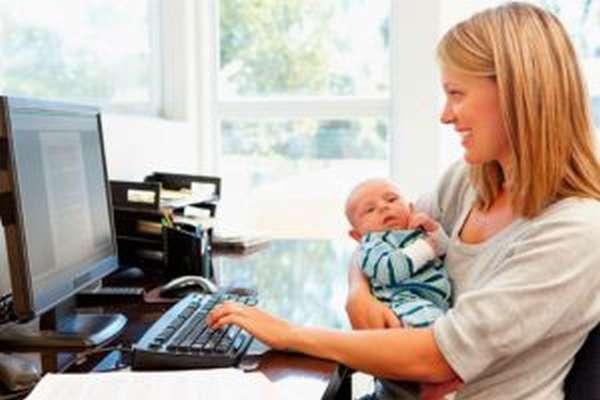 Как заработать в интернете мамам в декрете