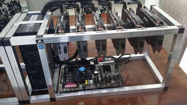 компьютер для майнинга биткоинов