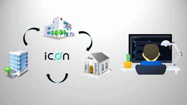 купить криптовалюту Icon