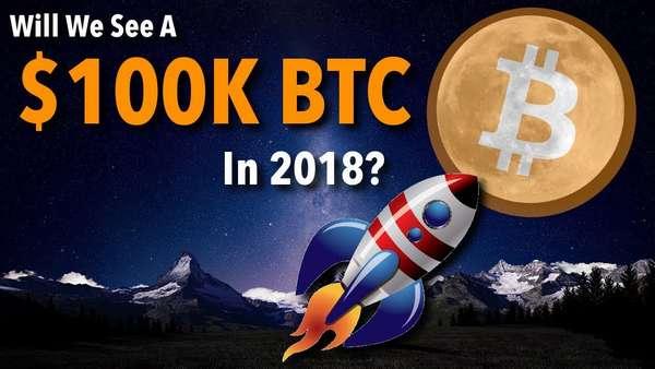 прогноз, что ждет биткоин в 2018 году