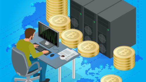 онлайн майнинг биткоинов
