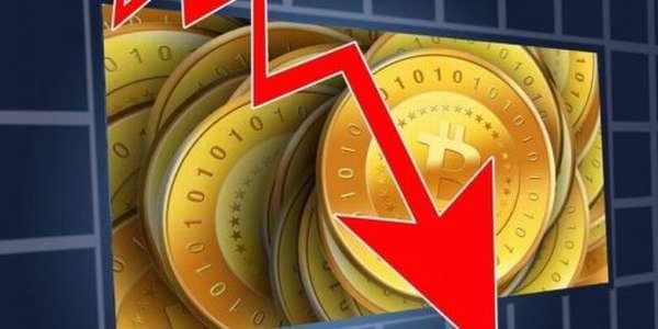 причины падения и роста биткоина сегодня