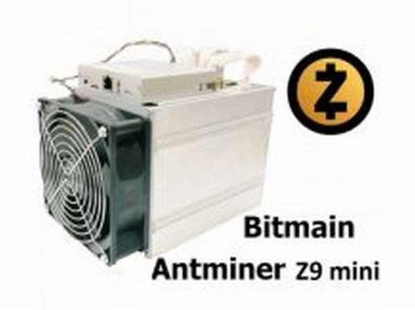 Antminer Z9 mini (10 ksol/s)
