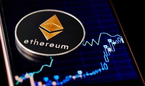 цена на Ethereum в долларах