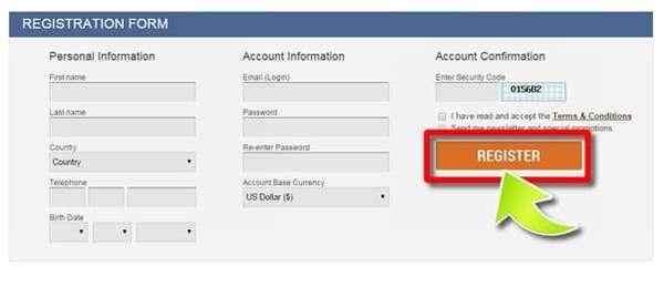 cvcoption регистрация