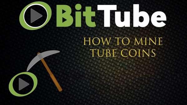 Bittube Tube майнинг на AMD