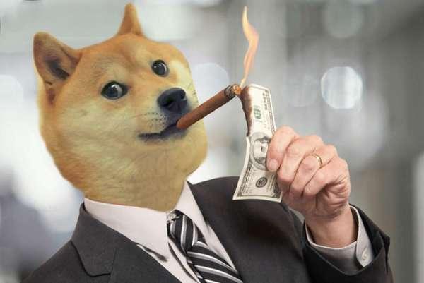 курс криптовалюты Dogecoin