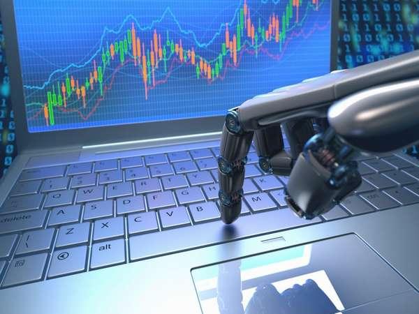 робот для торговли на Binance криптовалютой бирже