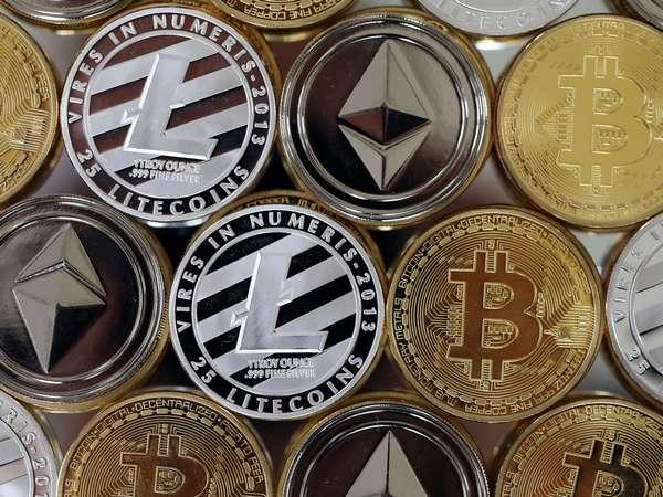 как выглядит криптовалюта