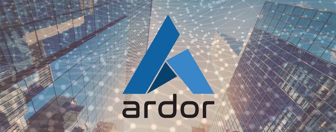 криптовалюта Ardor (ARDR)