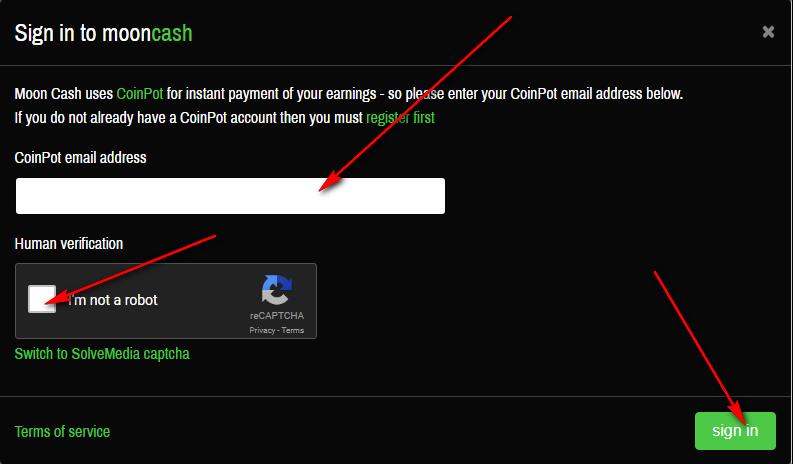 moon bitcoin cash