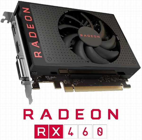 Radeon Rx 460