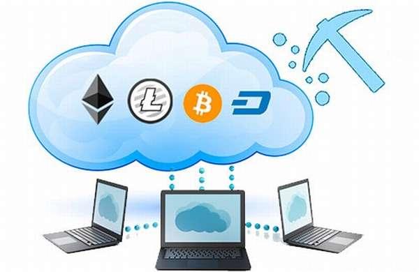 как работает облачный майнинг криптовалюты