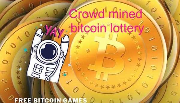биткоин лотерея бесплатно