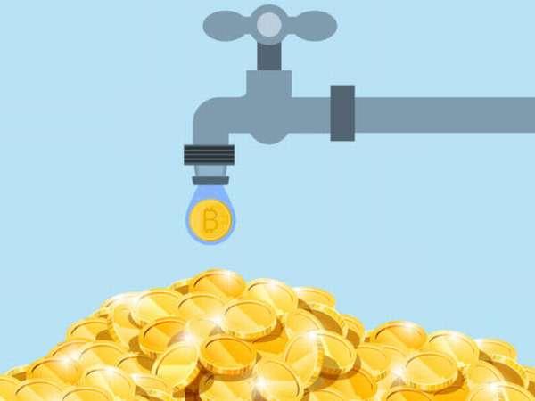 заработок на биткоин кранах без вложений
