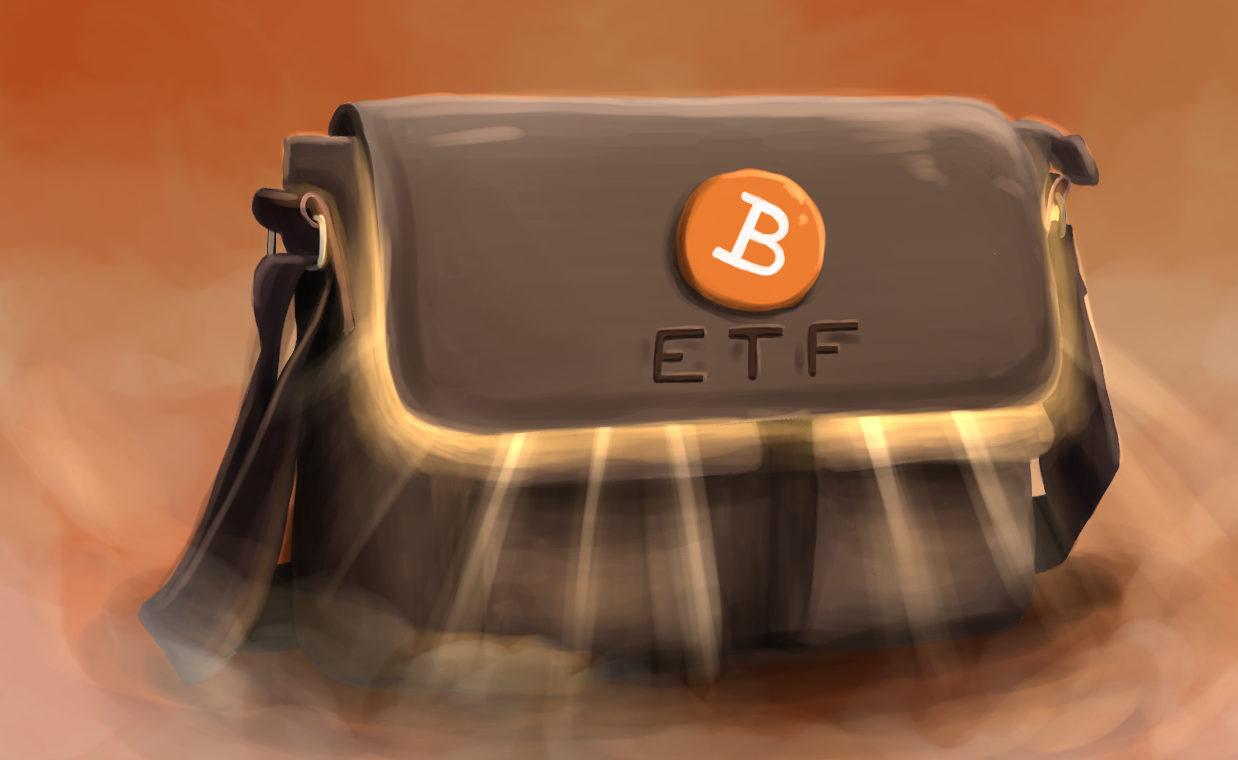 новости о биткоин ETF