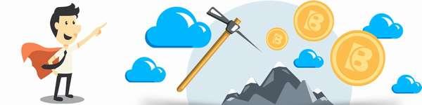 лучший сайт облачного майнинга с бонусами