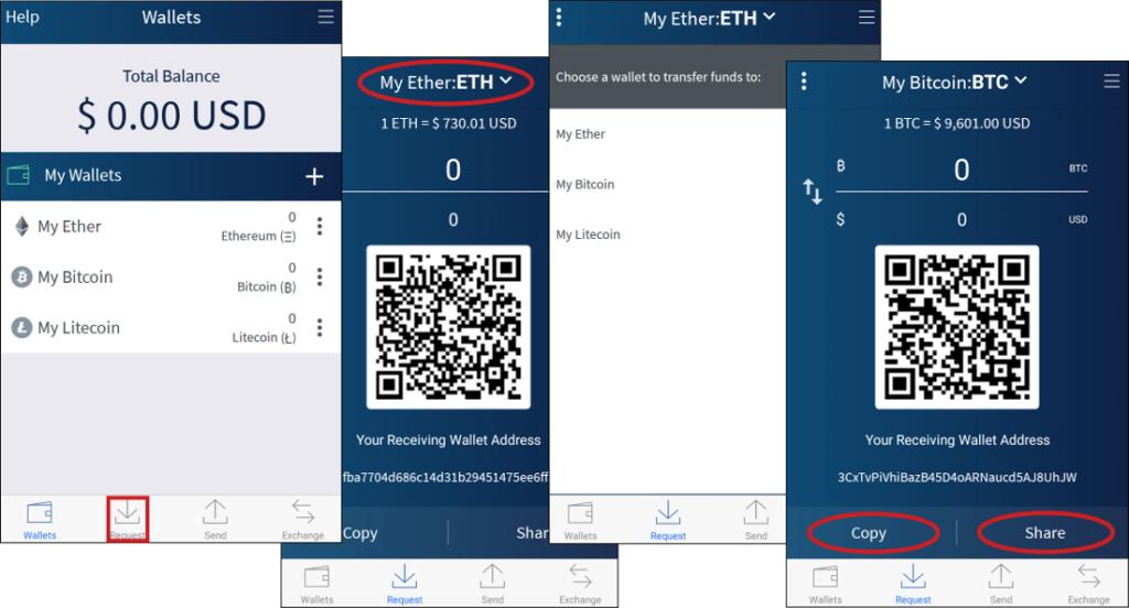 Обзор кошелька Edge Wallet руководство пользователя