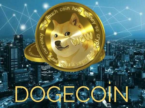 криптовалюта Dogecoin, стоимость