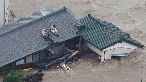 Binance привлек более 410 000$ долларов для оказания помощи пострадавшим от наводнения в Японии
