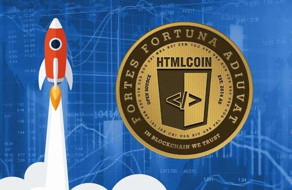 курс криптовалюты HTML5