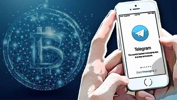 заработок биткоин в Телеграм