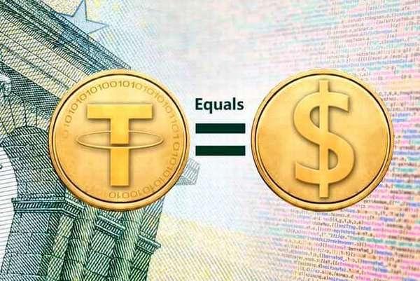 монеты Tether (USDT)