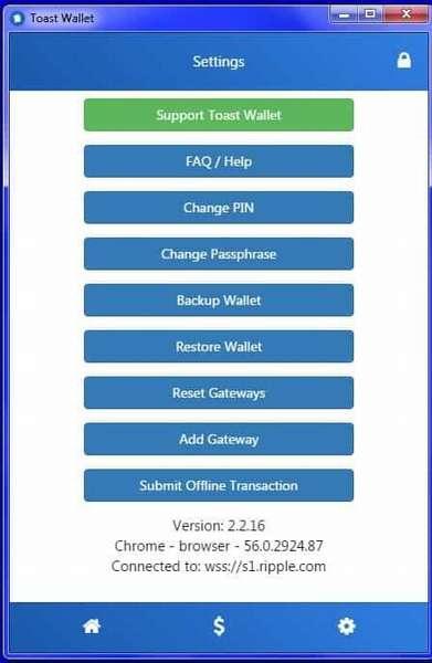 Типы кошельков для хранения Ripple: установка, регистрация, нюансы использования