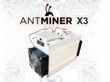 Antminer X3 (220 kH/s)