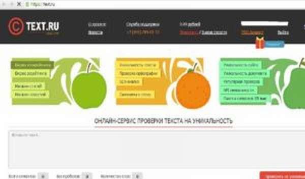 Text.ru детальный обзор