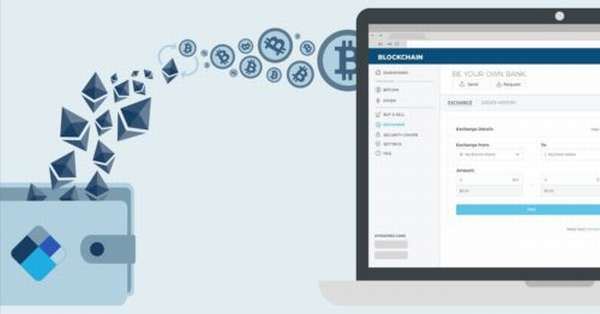 блокчейн регистрация и вход