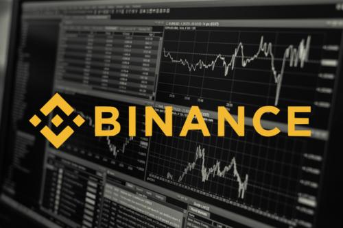 сайт биржи криптовалют Бинанс