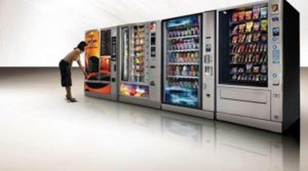 Вендинговый бизнес на торговых автоматах