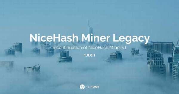 NiceHash Miner Legacy