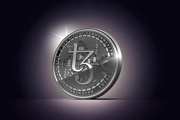 криптовалюта Tezos, курс