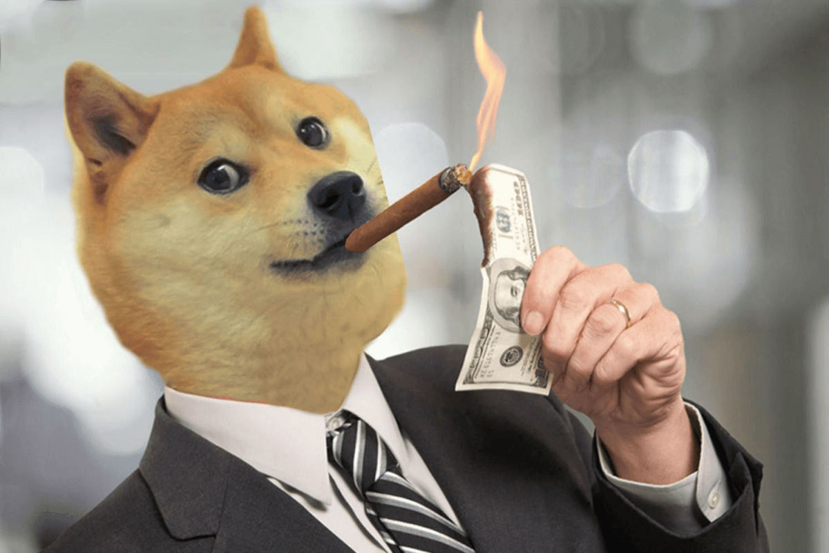Почему высок интерес к Dogecoin