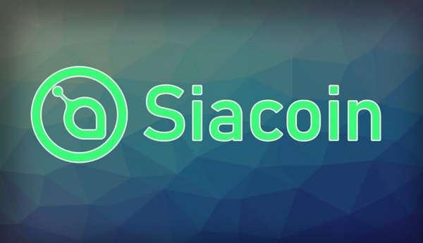 криптовалюта Siacoin в 2018 году