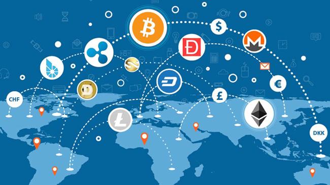 Криптовалюты успели завоевать популярность