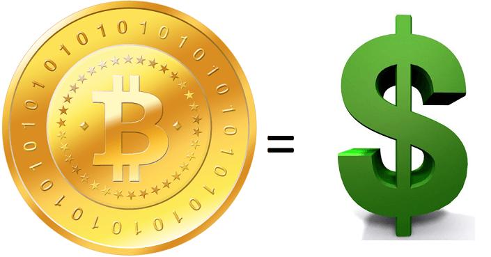 Bitcoin станет основной валютой и заменит доллар USD если достигнет 213 000$