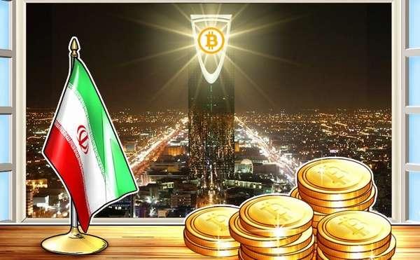 курс биткоина в Иране на сегодня