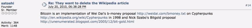 Satoshi Bit Gold