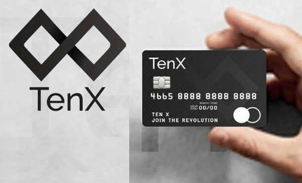 криптовалюта TenXв 2018 году