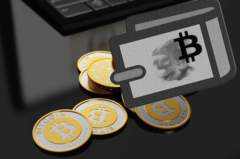 создать биткоин счет