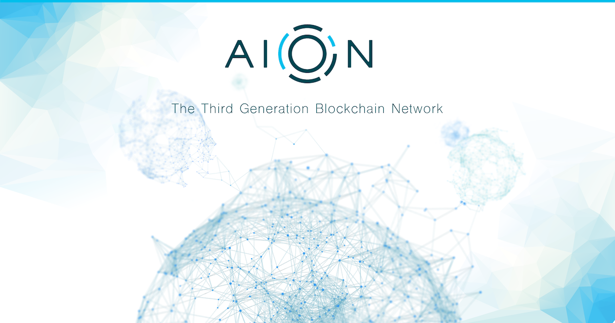 Криптовалюта Aion (AION)