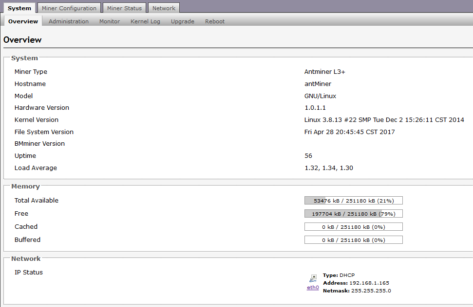 Antminer L3 обзор ASIC устройства для майнинга Litecoin