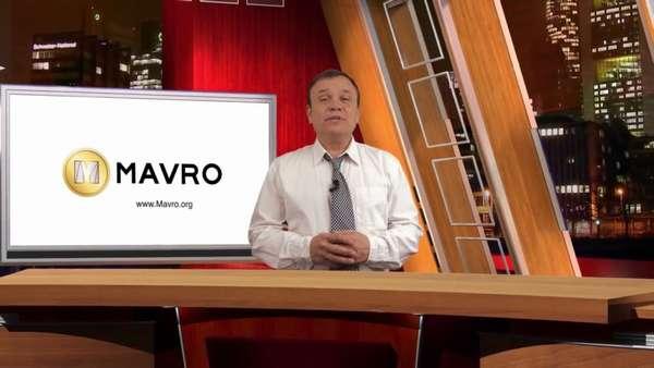 официальный сайт криптовалюты Mavro