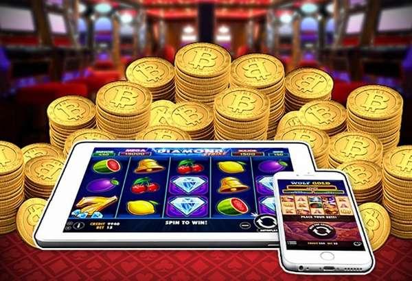 казино криптовалют с бонусом 2018 года