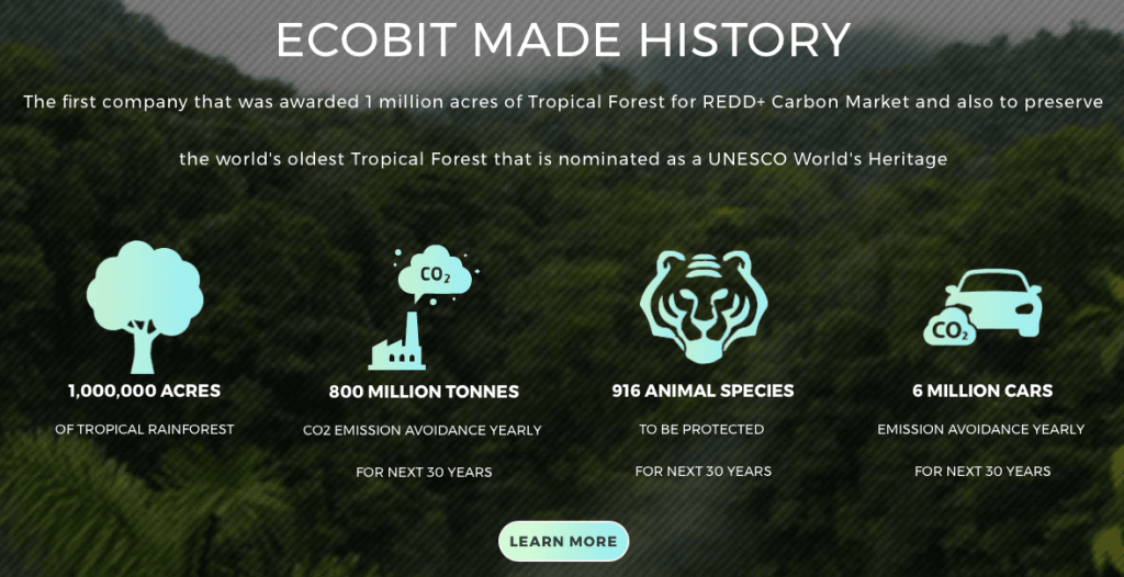 EcoBit криптовалюта