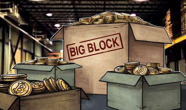 биткоин блок онлайн